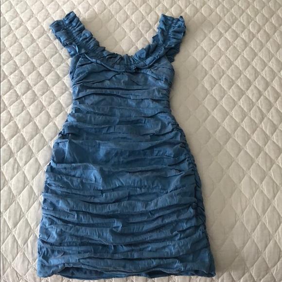 BCBGMaxAzria Dresses & Skirts - BCBGMAXAZRIA cocktail dress size 02